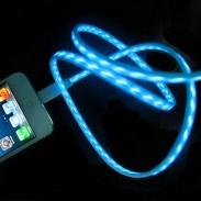 LED кабель Энерджи micro USB для Android