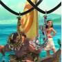 Кулон волшебный крюк Мауи