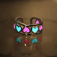 Светящееся кольцо Сердца Любви