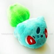 Мягкая игрушка Покемон Бульбазавр
