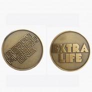 Монета Парсифаля Дополнительная жизнь