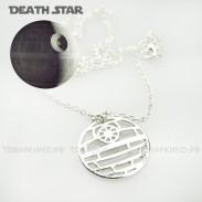 Кулон Звезда Смерти