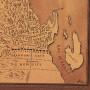 Карта Земли Вечной Зимы