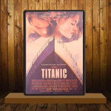 Постер плакат Титаник