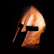 Шлем царя Леонида 300 спартанцев