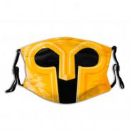 Защитная маска 300 спартанцев