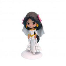 Фигурка QPosket Жасмин в свадебном платье