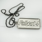 Кулон Жетон Fallout 4