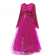 Бордовый костюм Эльзы