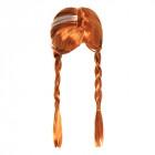 Детский парик Анны