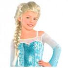 Детский парик Эльзы