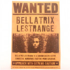 Постер Wanted Bellatrix Lestrange