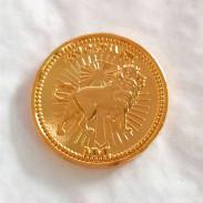 Золотая монета Континенталь