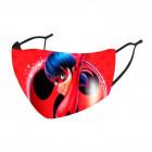Защитная маска Леди Баг