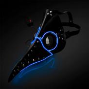 Светодиодная маска Чумной Доктор