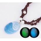 Светящийся кулон ожерелье Моана
