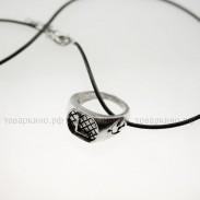 Кулон кольцо Лайтвуд