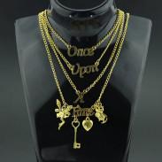 Ожерелье Однажды в Сказке