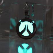 Светящийся кулон Overwatch