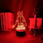 3D Лампа PUBG