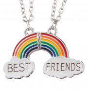 Кулон радуга Best Friends