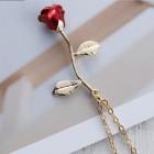 Кулон роза