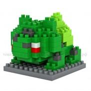 Конструктор Лего Покемон Бульбазавр