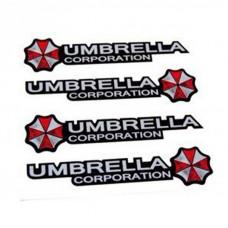 Набор наклеек Umbrella Corporation