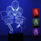 3D Светильник Spider-Man