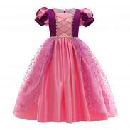 Детский костюм платье Рапунцель