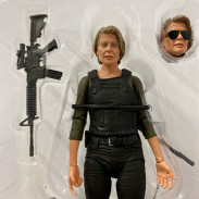 Фигурка Сары Коннор Neca Terminator Dark Fate