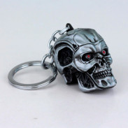 Брелок Терминатор Т 800 череп