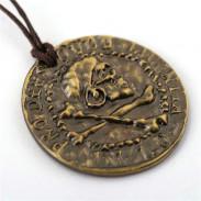 Пиратский медальон Uncharted 4