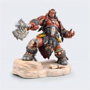 Фигурка Дуротан Вождь клана Северного Волка