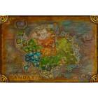 Карта Пандария World Of Warcraft