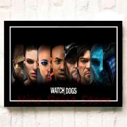 Постер Watch Dogs