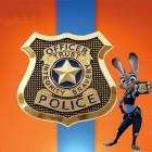 Полицейский значок Зверополис