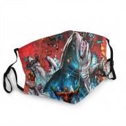 Защитная маска Аквамен Shark