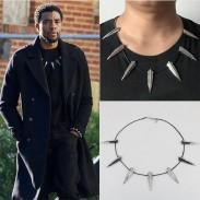 Ожерелье Черная Пантера