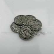 Набор монет Валар Моргулис 5 шт.