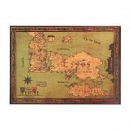 Карта Эссос Игра Престолов