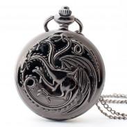 Часы Герб Таргариенов