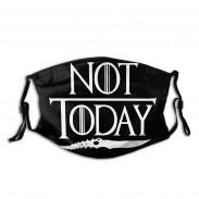 """Защитная маска """"Не сегодня"""""""