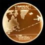 Монета Voyage Titanic