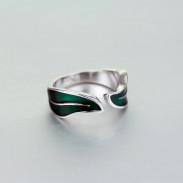 Кольцо Эльфийский лист