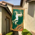 Флаг Рохана Властелин Колец