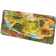 Игровой коврик Цветная карта Средиземья