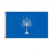 Знамя Древо Гондора Властелин Колец