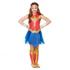 Детский костюм чудо-женщина